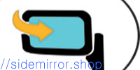 사이드미러 고장수리 http://sidemirror.shop 로고