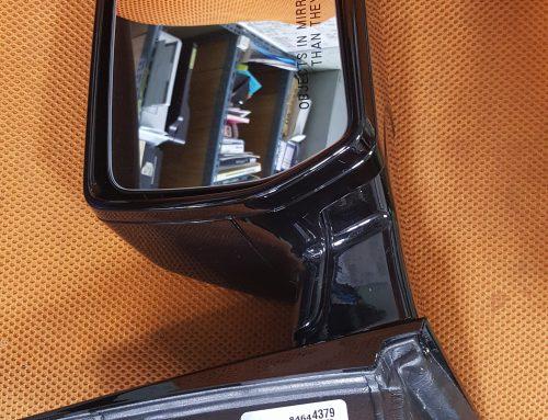 Traverse-Power Folding Side Mirror