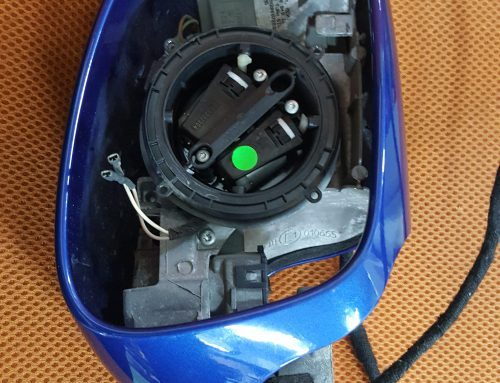 Repair New Beetle-RH