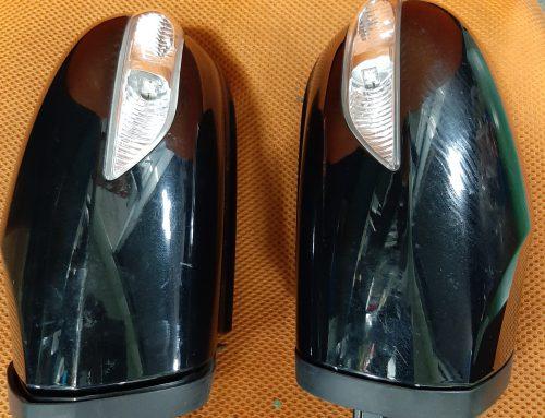Benz B200 전동접이 사이드미러 고장수리