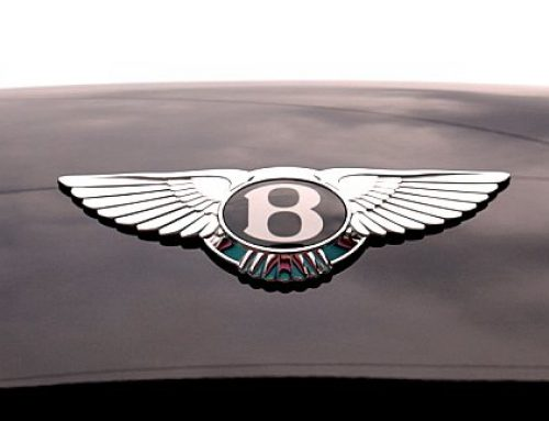 Bently Flying Spur Side Mirror